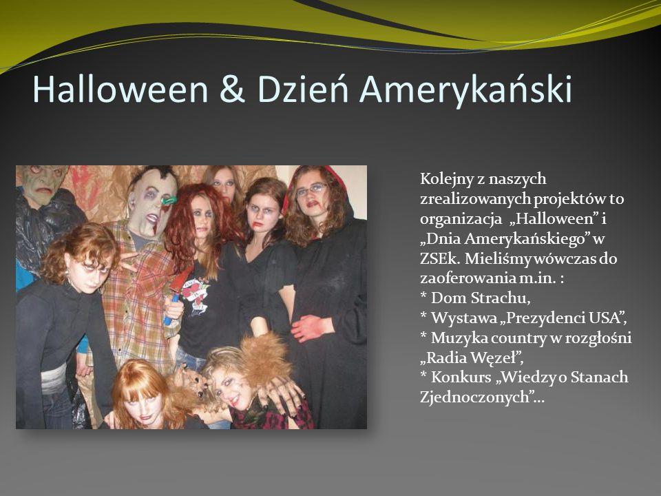 Halloween & Dzień Amerykański