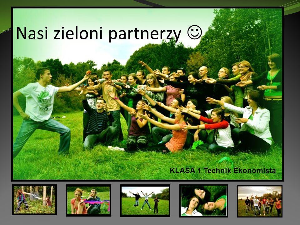 Nasi zieloni partnerzy 
