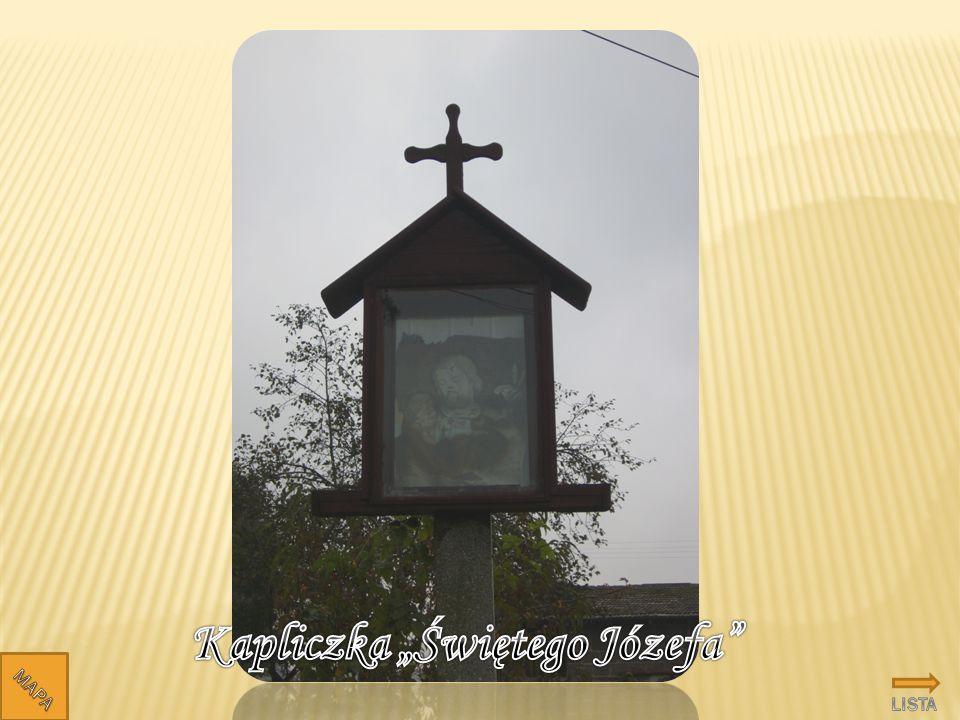 """Kapliczka """"Świętego Józefa"""