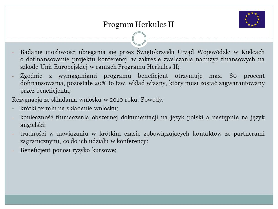 Program Herkules II