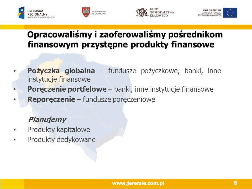 2017-03-28 Opracowaliśmy i zaoferowaliśmy pośrednikom finansowym przystępne produkty finansowe.