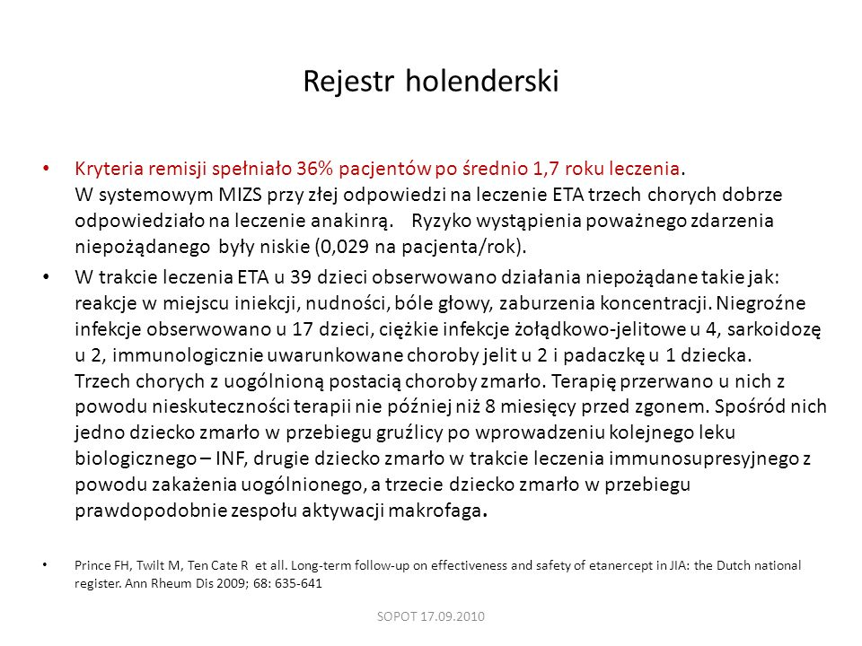 Rejestr holenderski