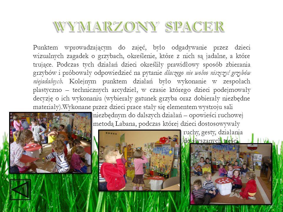 WYMARZONY SPACER
