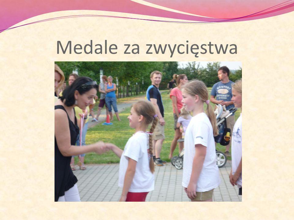 Medale za zwycięstwa