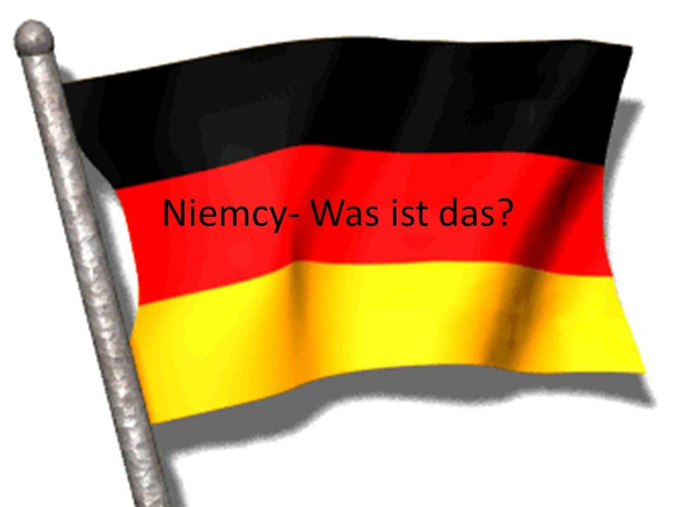 Niemcy- Was ist das