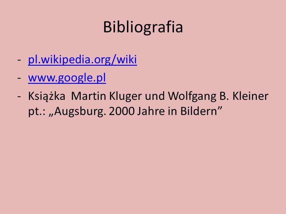 Bibliografia pl.wikipedia.org/wiki www.google.pl