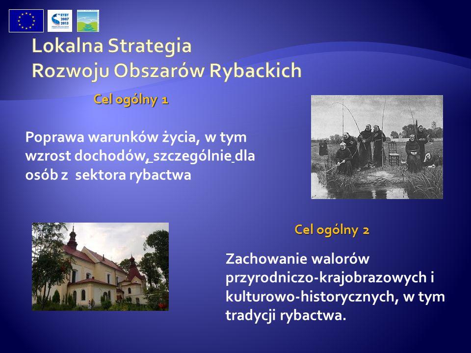 Lokalna Strategia Rozwoju Obszarów Rybackich
