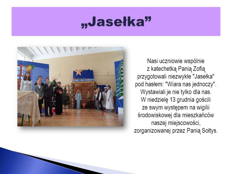 """""""Jasełka"""