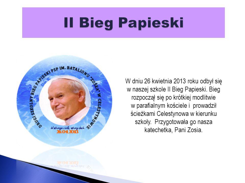 II Bieg Papieski