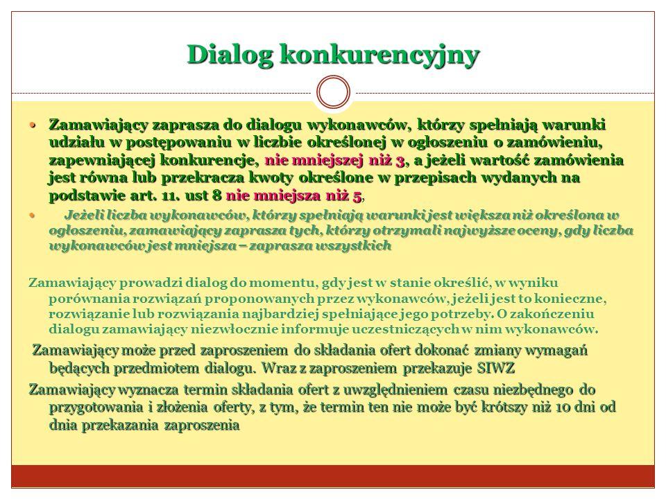 Dialog konkurencyjny