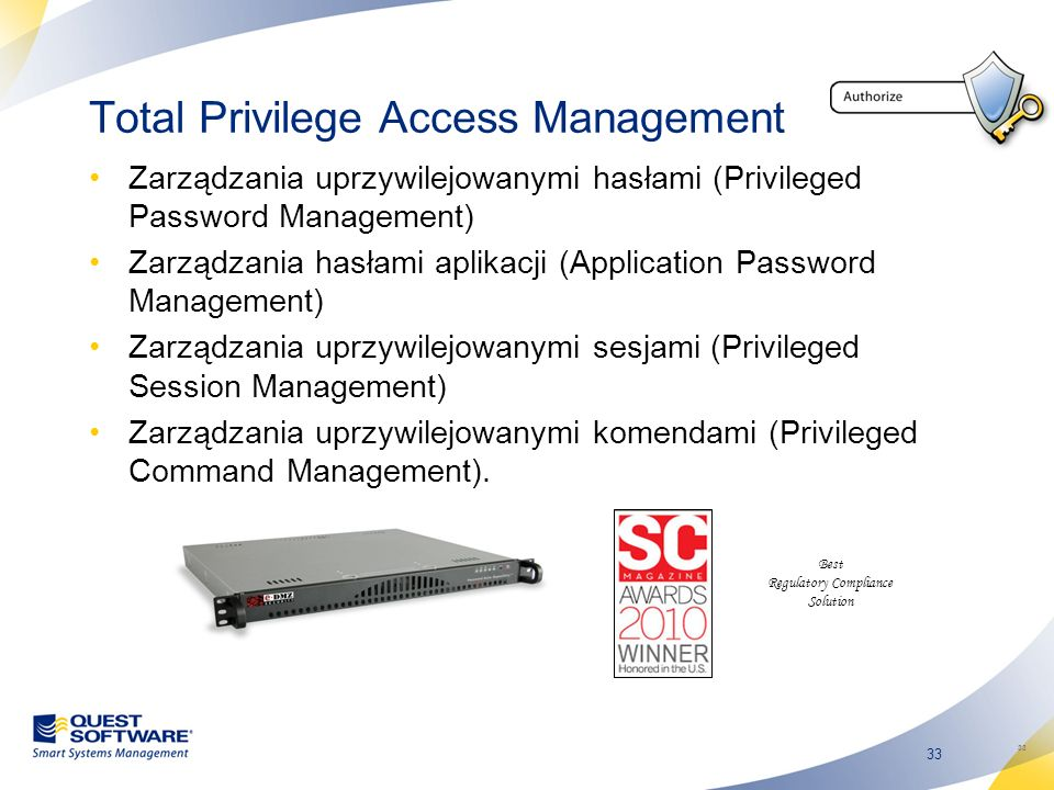 Total Privilege Access Management