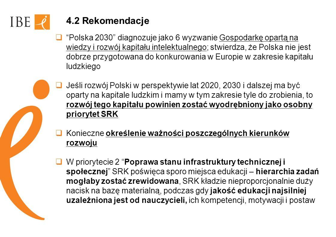 4.2 Rekomendacje