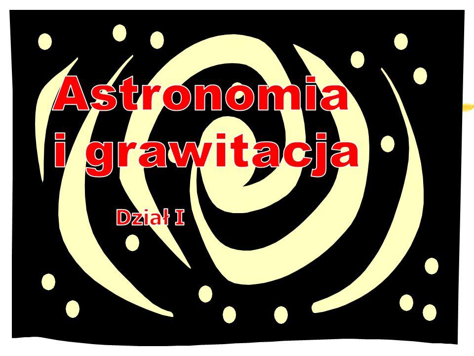 Astronomia i grawitacja
