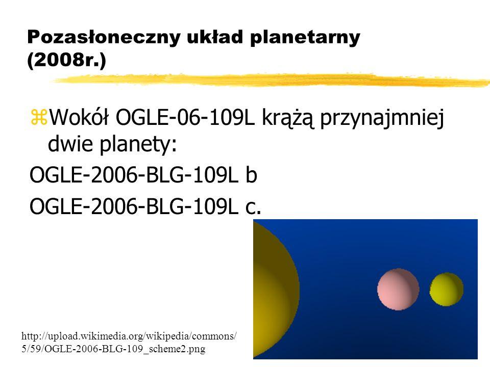 Pozasłoneczny układ planetarny (2008r.)