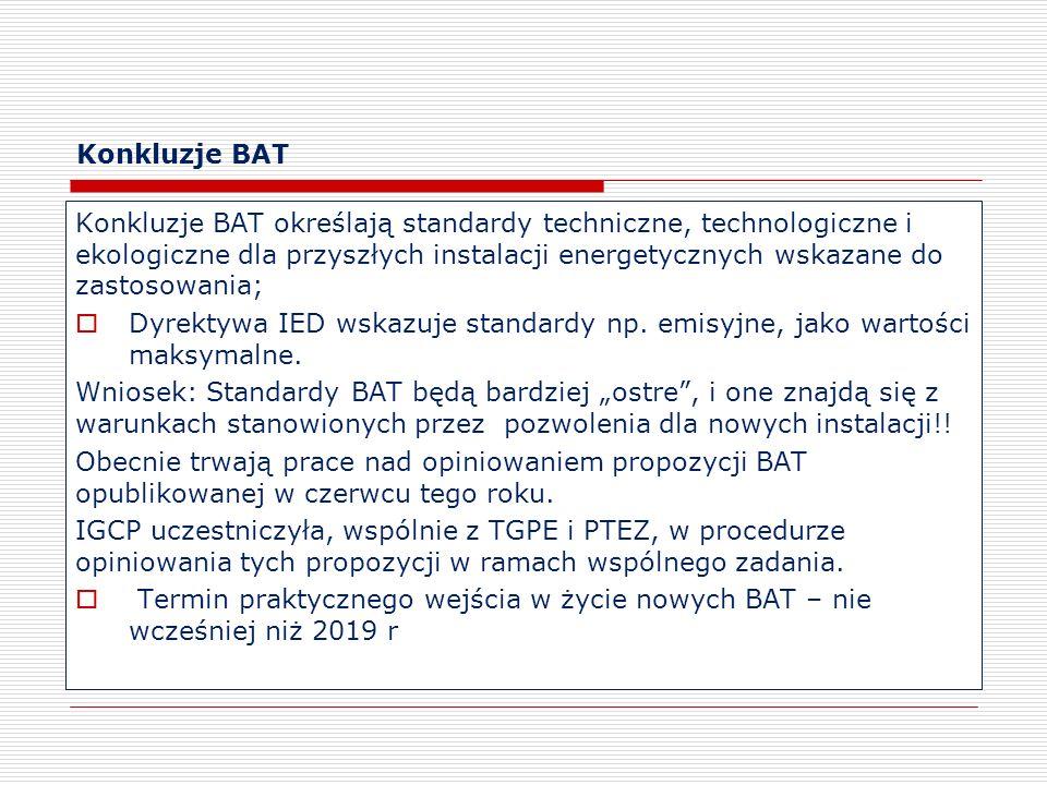 Konkluzje BAT