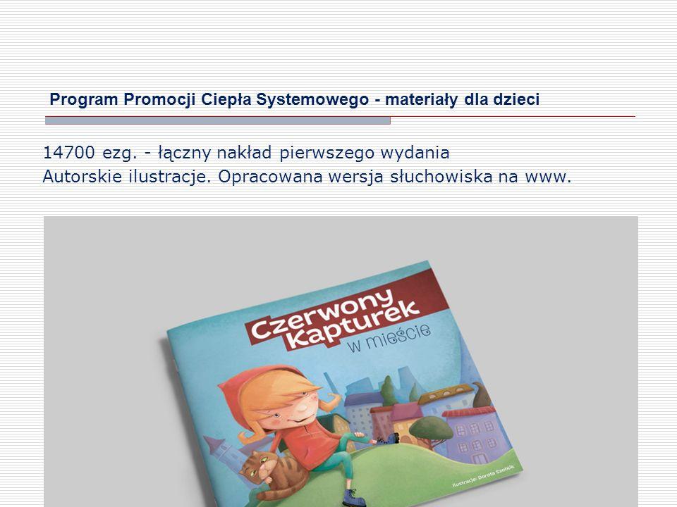 Program Promocji Ciepła Systemowego - materiały dla dzieci