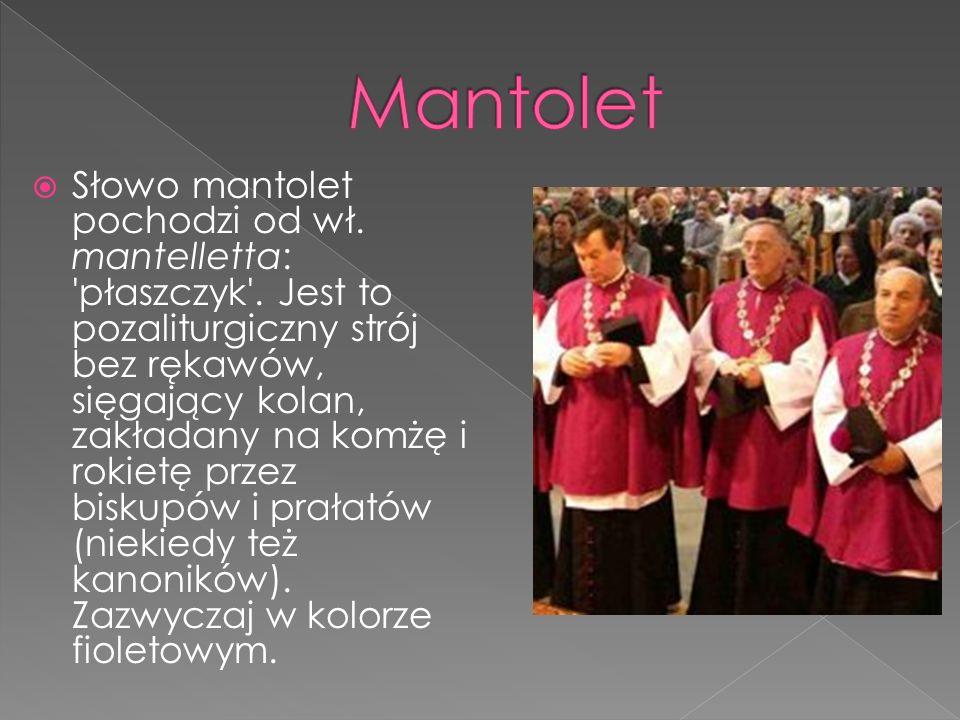 Mantolet