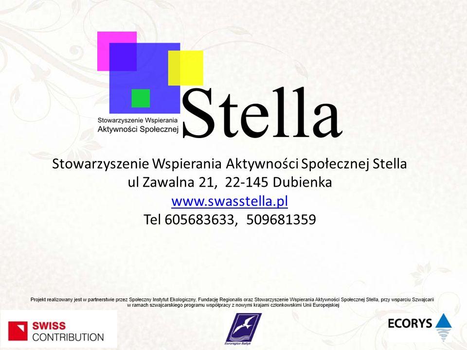 Stowarzyszenie Wspierania Aktywności Społecznej Stella