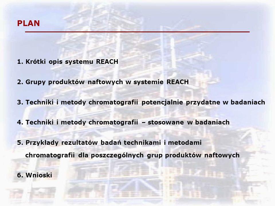 PLAN 1. Krótki opis systemu REACH
