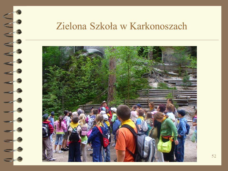 Zielona Szkoła w Karkonoszach