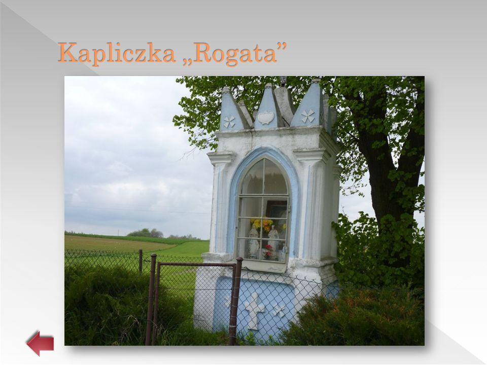 """Kapliczka """"Rogata"""