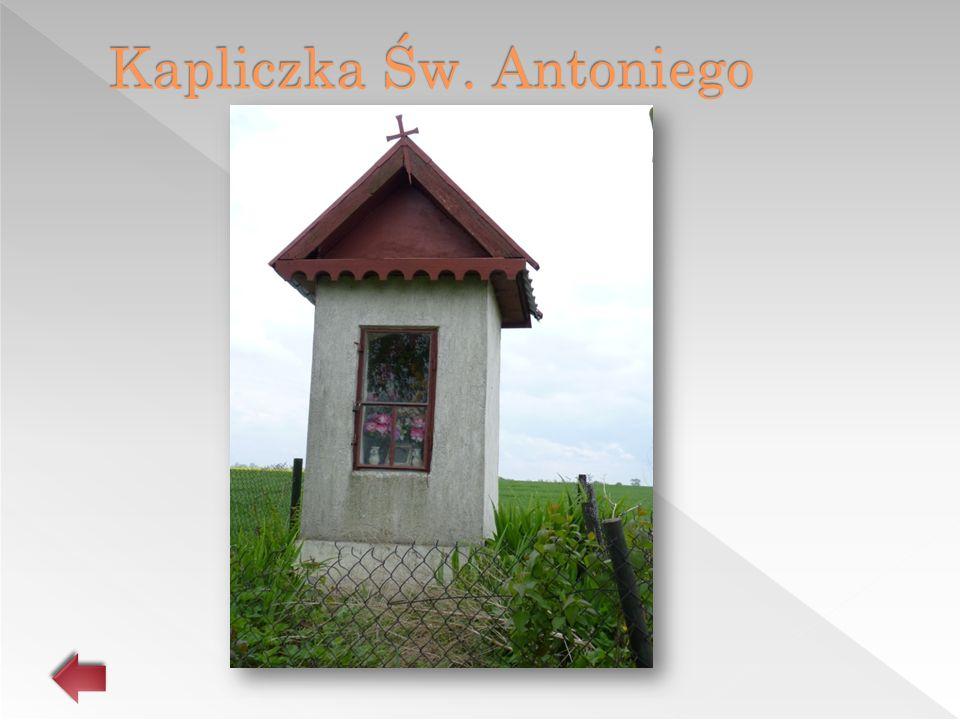 Kapliczka Św. Antoniego