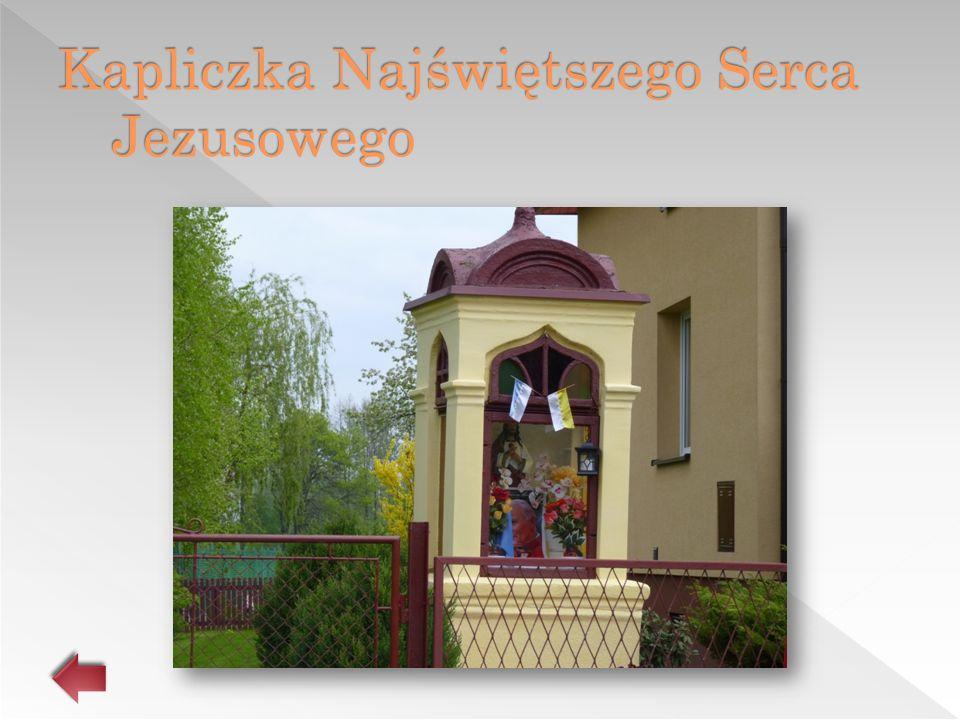 Kapliczka Najświętszego Serca Jezusowego