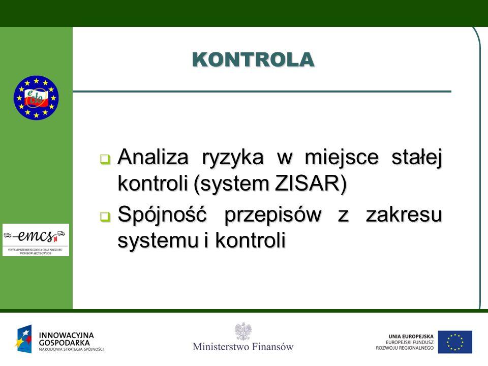 Analiza ryzyka w miejsce stałej kontroli (system ZISAR)