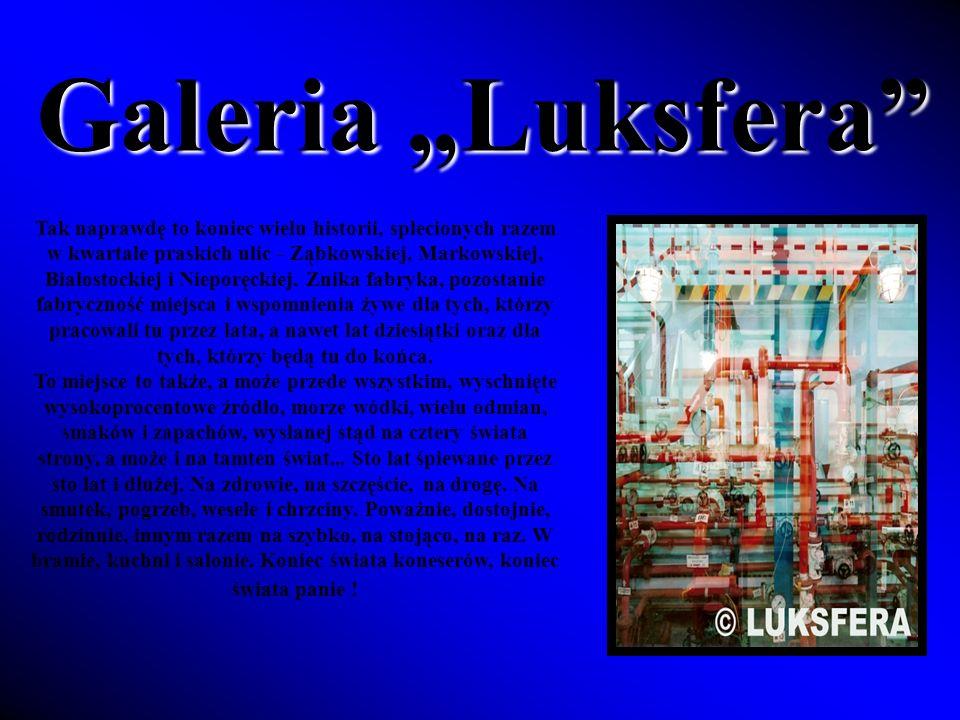 """Galeria """"Luksfera"""