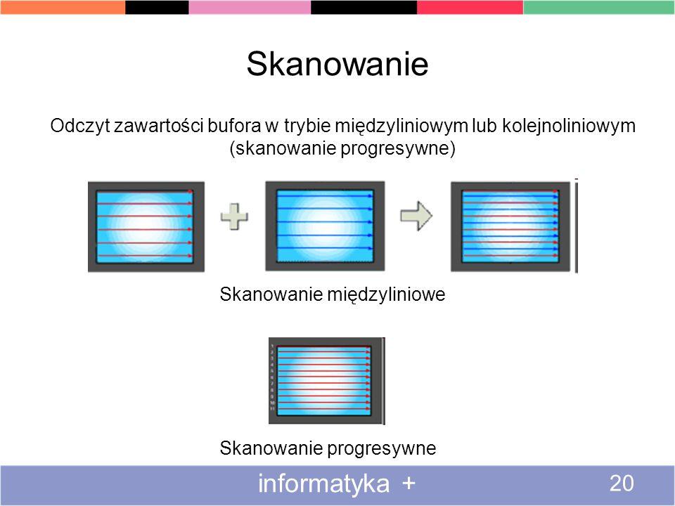 Skanowanie informatyka +