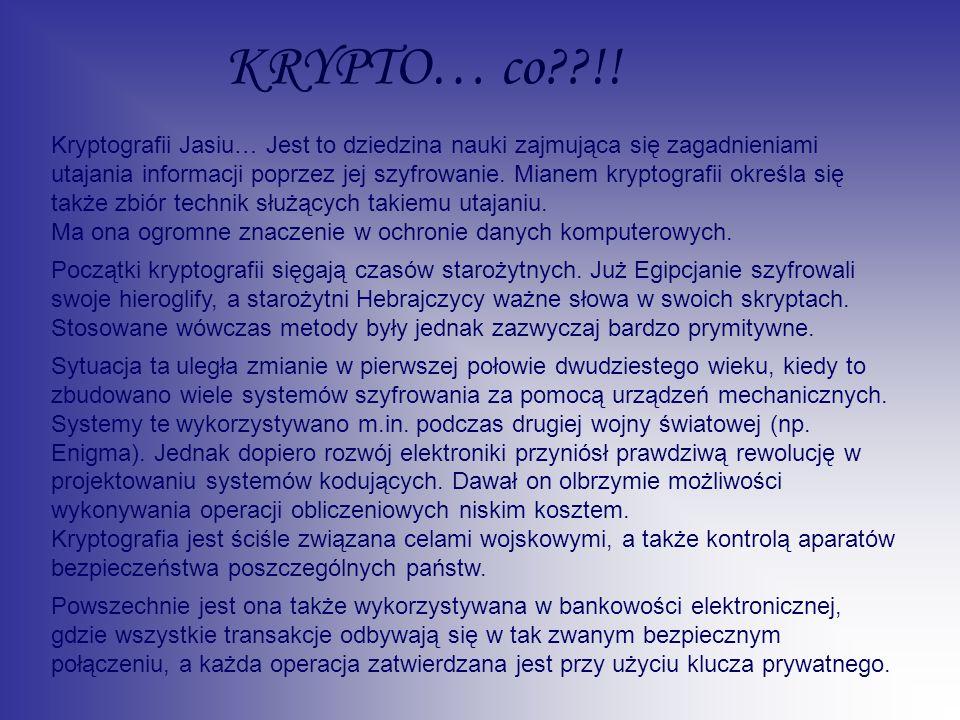 KRYPTO… co !!