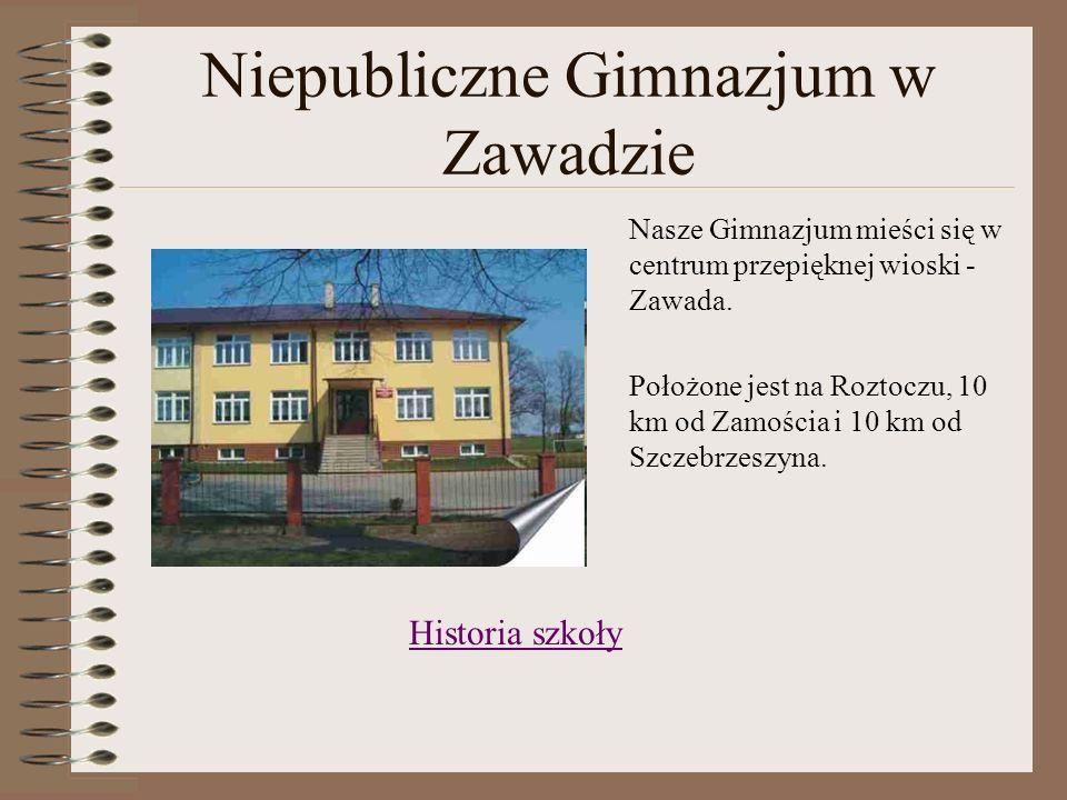 Niepubliczne Gimnazjum w Zawadzie