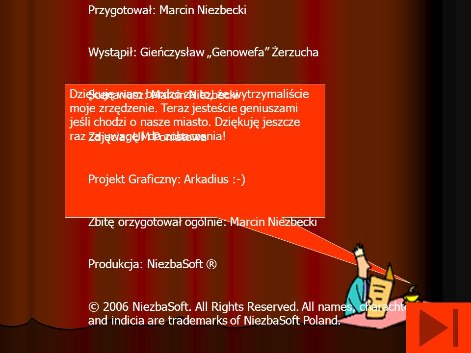 Przygotował: Marcin Niezbecki