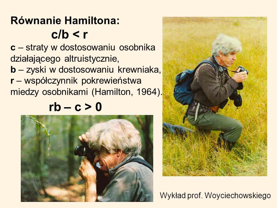 Wykład prof. Woyciechowskiego