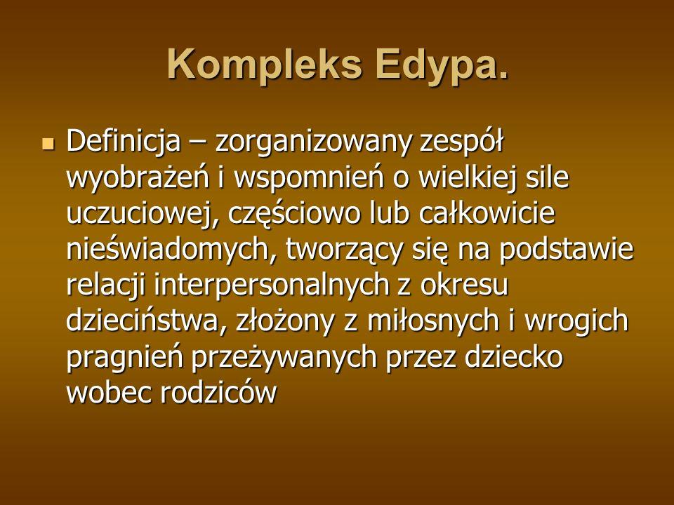 Kompleks Edypa.