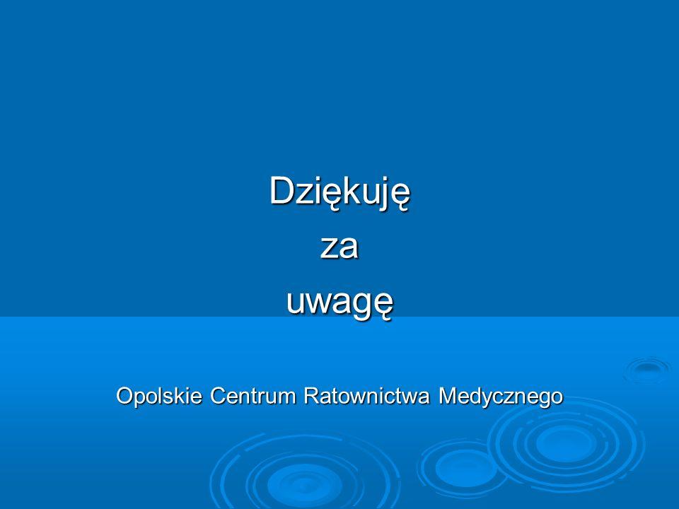 Opolskie Centrum Ratownictwa Medycznego