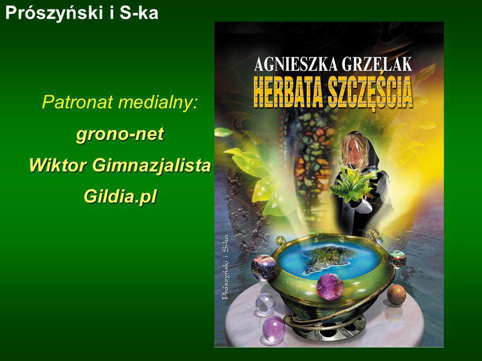Patronat medialny: grono-net Wiktor Gimnazjalista Gildia.pl