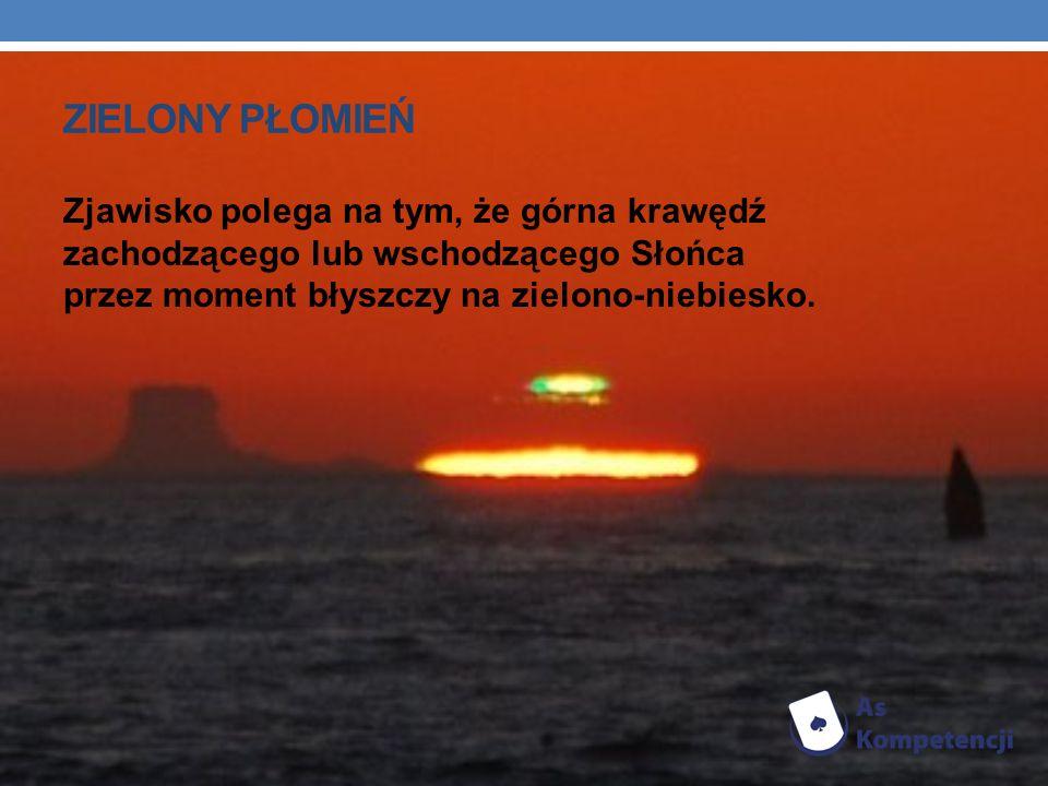 Zielony Płomień
