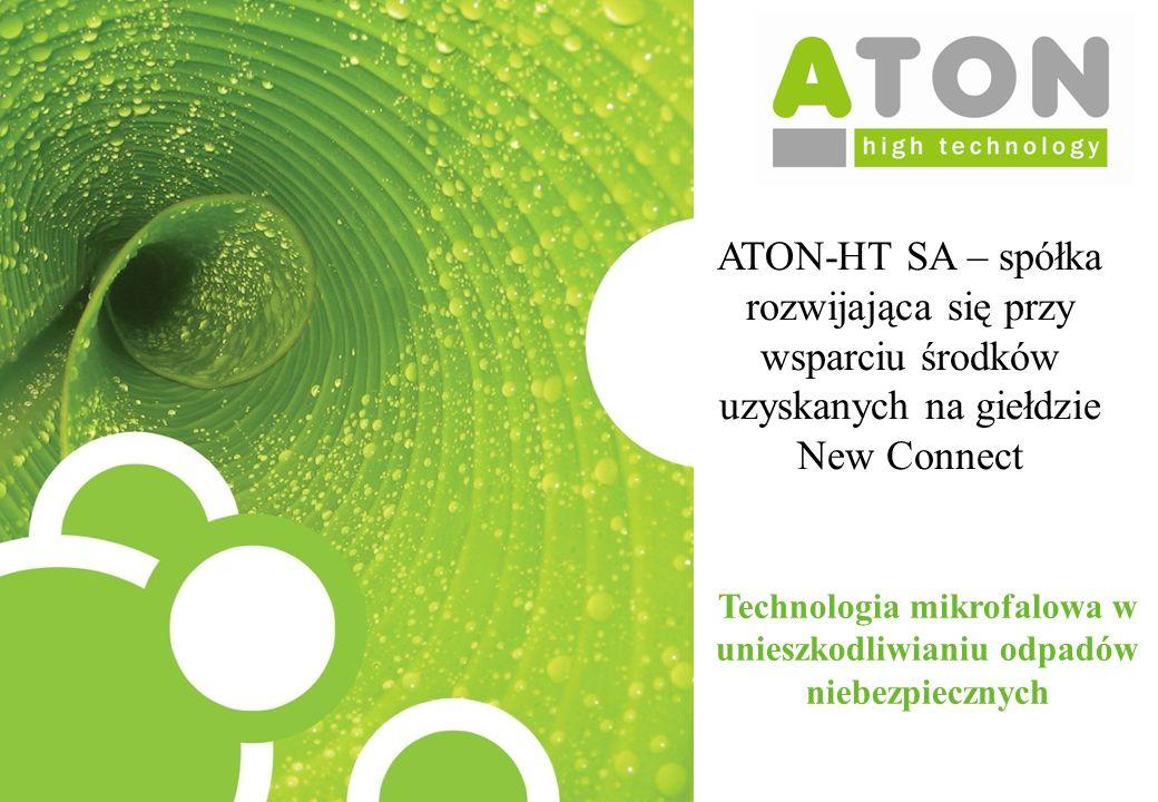 Technologia mikrofalowa w unieszkodliwianiu odpadów niebezpiecznych