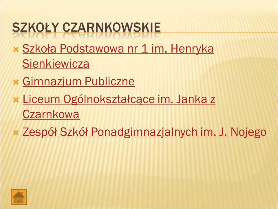Szkoła Podstawowa nr 1 im. Henryka Sienkiewicza