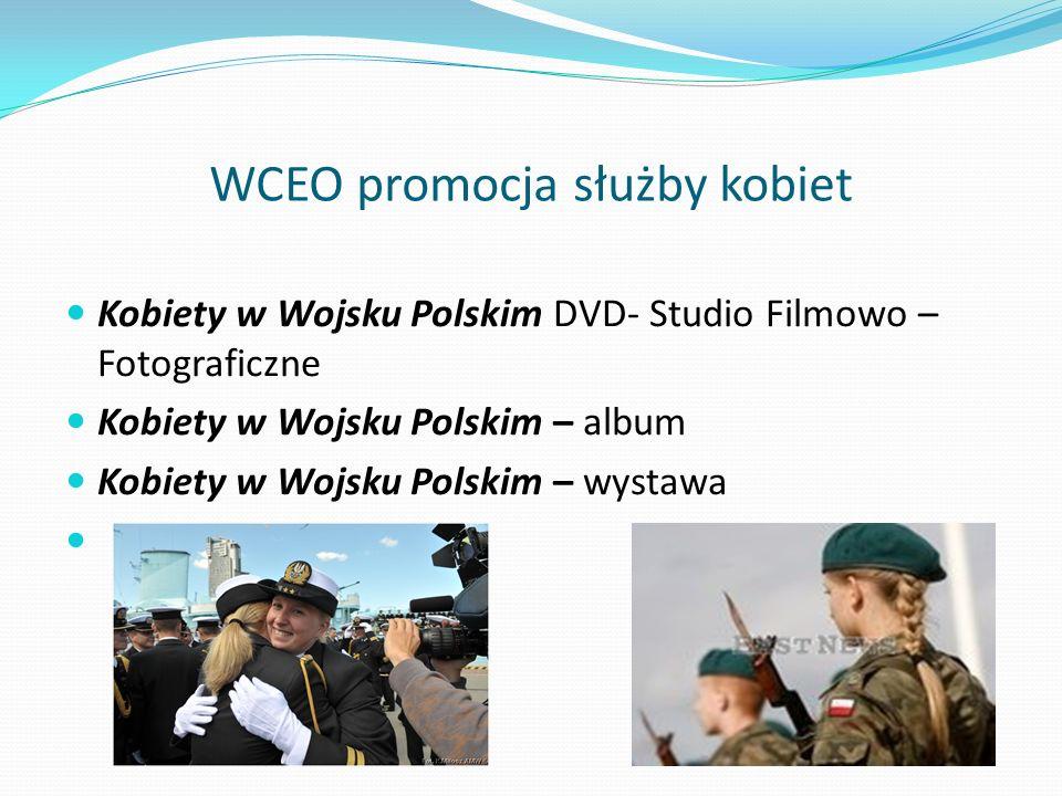 WCEO promocja służby kobiet