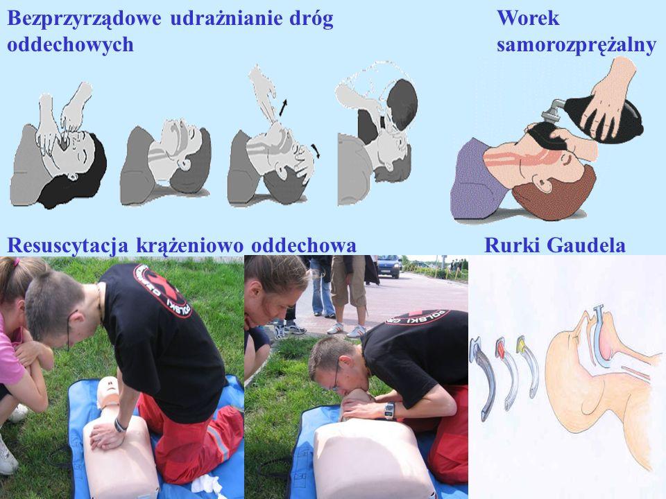 Bezprzyrządowe udrażnianie dróg oddechowych