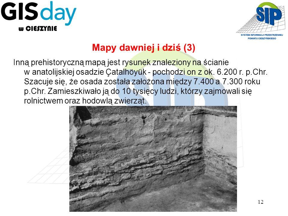 Mapy dawniej i dziś (3)