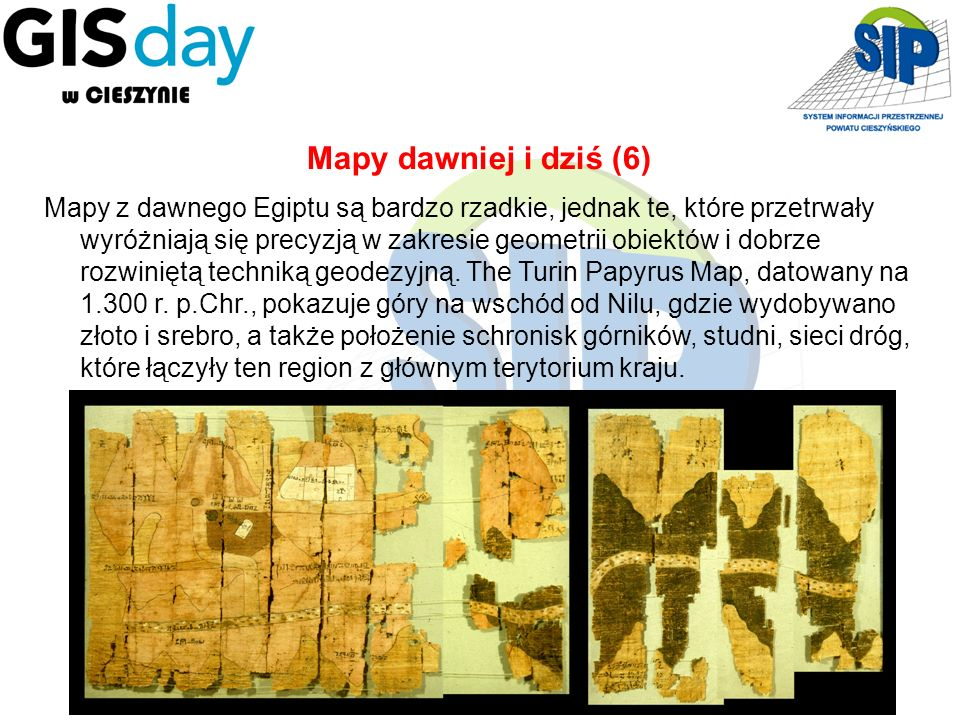 Mapy dawniej i dziś (6)