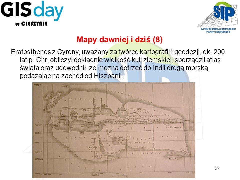 Mapy dawniej i dziś (8)