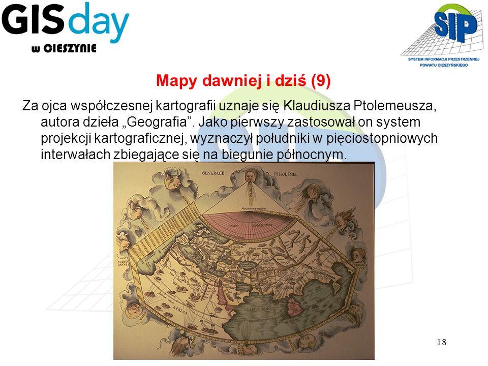 Mapy dawniej i dziś (9)