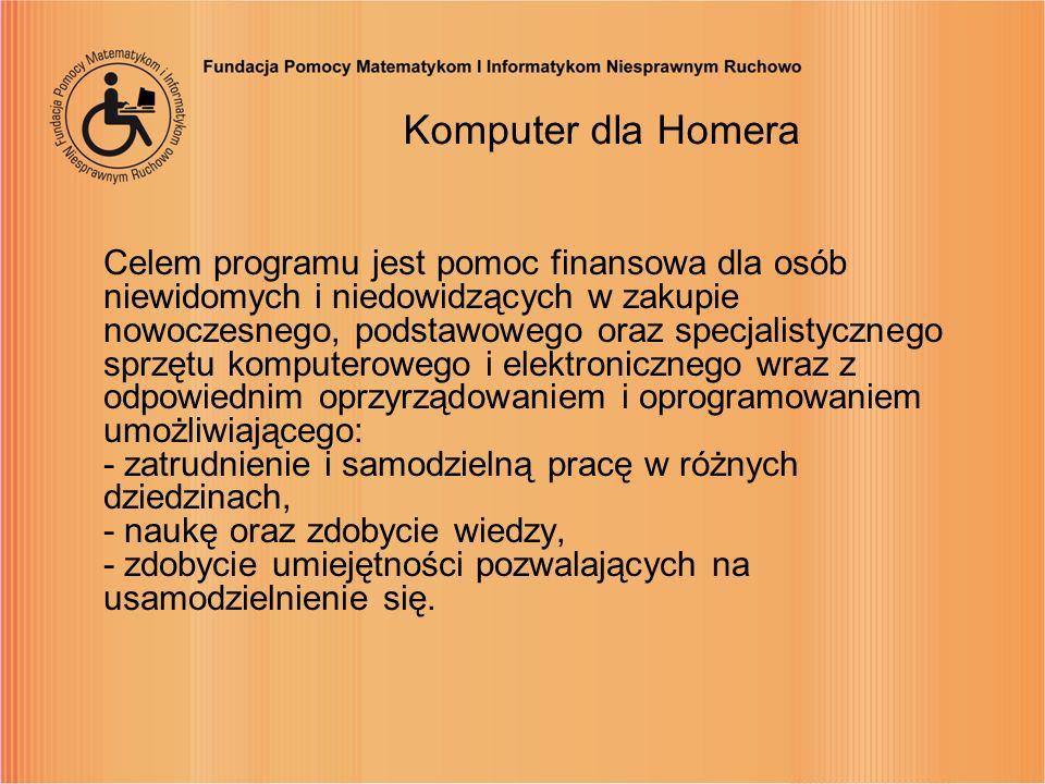 Komputer dla Homera