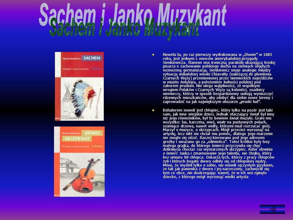 Sachem i Janko Muzykant