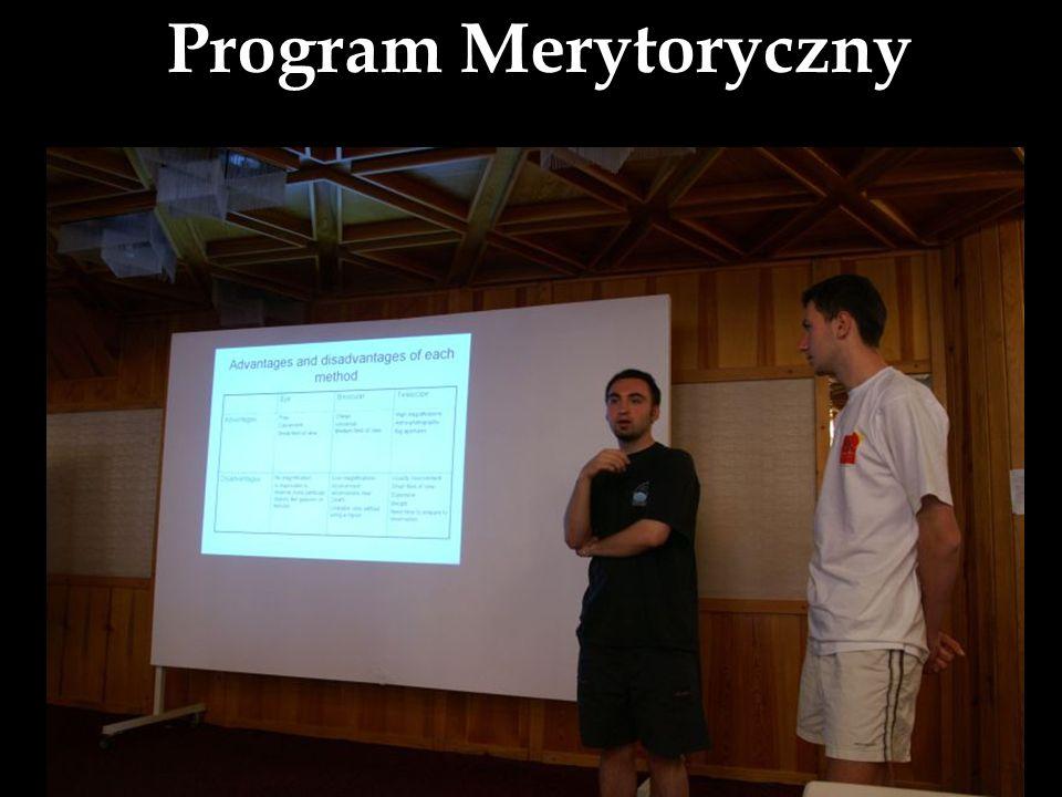 Program Merytoryczny