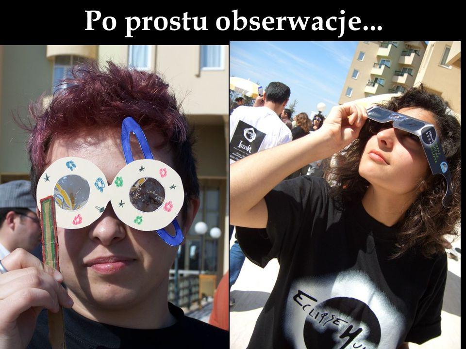 Po prostu obserwacje...
